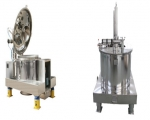 Flat type centrifuge