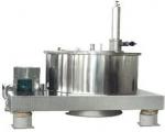Scraper centrifuge
